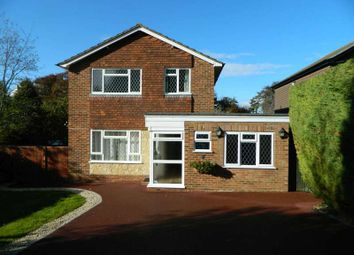 Thumbnail 4 bed detached house to rent in West Down, Bookham, Leatherhead