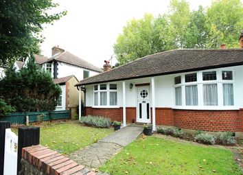 Thumbnail 2 bed bungalow to rent in Abbey Road, Bush Hill Park