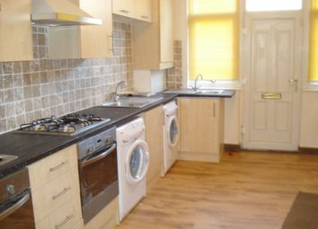 Thumbnail 9 bed shared accommodation to rent in Moorland Ave, Hyde Park, Leeds 1Ap, Hyde Park, UK