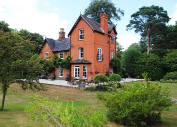 Thumbnail 7 bed detached house to rent in Deepcut Bridge Road, Deepcut, Camberley