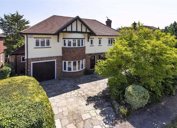 Thumbnail 4 bed detached house for sale in Uplands Way, Sevenoaks