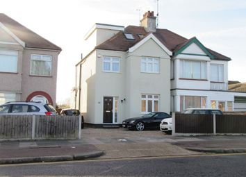 Thumbnail 4 bed semi-detached house to rent in Rayleigh Road, Leigh-On-Sea, Essex