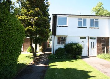 Thumbnail 2 bedroom end terrace house to rent in The Gables, Wimblehurst Road, Horsham