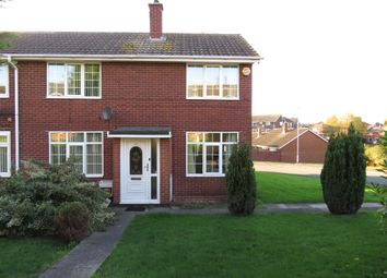 Thumbnail 2 bed end terrace house for sale in Manston Hill, Penkridge, Stafford