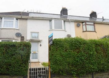 Thumbnail 3 bedroom terraced house for sale in St Johns Road, Swansea