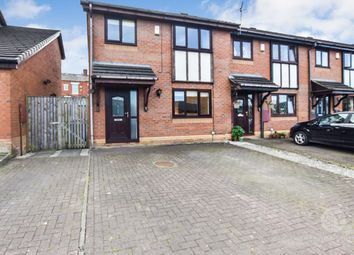 Thumbnail 3 bed end terrace house for sale in New Wellington Gardens, Blackburn