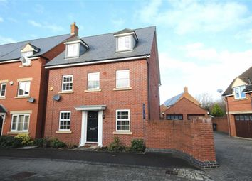 Thumbnail 5 bedroom detached house for sale in Birkdale Close, Redhouse, Swindon