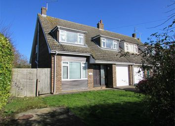 Thumbnail 4 bedroom semi-detached house to rent in Wood End Lane, Pertenhall, Bedford