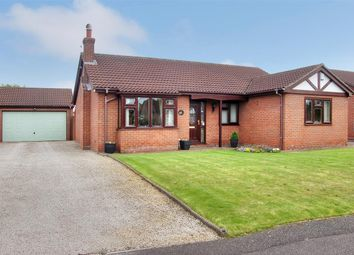 Thumbnail 3 bed bungalow for sale in Thornton Way, Cherry Willingham, Lincoln