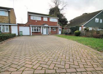 Thumbnail 4 bed detached house for sale in Barleycorn Way, Emerson Park
