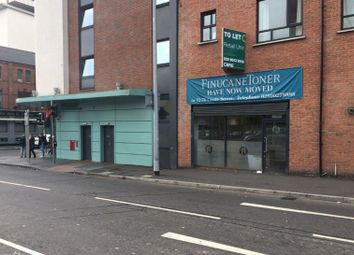 Thumbnail Retail premises to let in Castle Street, Belfast