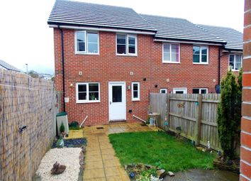 Thumbnail 3 bed end terrace house for sale in Scarne Side Grove, Launceston, Cornwall