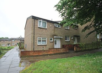 Thumbnail 3 bedroom end terrace house for sale in Pikemead Court, Northampton