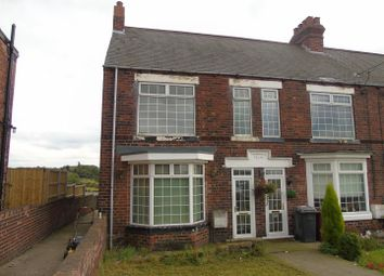 Thumbnail 3 bed end terrace house to rent in Chesterfield Road, Shuttlewood, Chesterfield