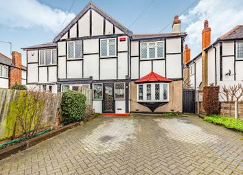 Thumbnail 4 bed semi-detached house for sale in Blendon Road, Bexley