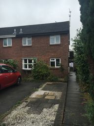 Thumbnail 1 bed town house to rent in Manor Drive, Anstey Heights