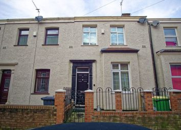 Thumbnail 3 bed terraced house to rent in Lark Hill Road, Preston