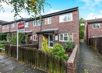 Thumbnail 2 bedroom end terrace house for sale in Grantwood Close, Redhill