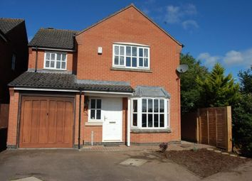 Thumbnail 4 bed detached house to rent in Wright Road, Long Buckby, Northampton