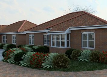 Thumbnail 2 bed bungalow for sale in Fareham Park Road, Fareham