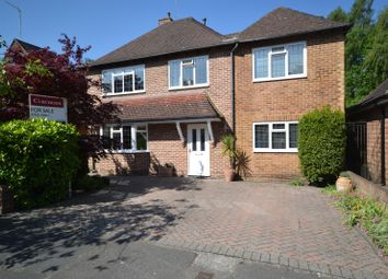 4 bed detached house for sale in Hamilton Avenue, Pyrford, Woking GU22