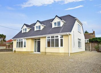 Thumbnail 4 bed detached house for sale in Faversham Road, Seasalter, Whitstable, Kent