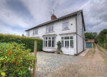 Thumbnail 3 bed semi-detached house for sale in Marton Road, Bridlington