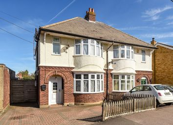 Thumbnail 3 bed semi-detached house for sale in Station Road, Flitwick