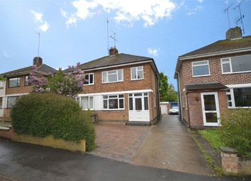 Thumbnail 3 bed semi-detached house for sale in Westfield Road, Bilton, Rugby, Warwickshire