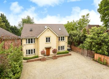 Thumbnail 7 bed detached house for sale in Finchampstead Road, Finchampstead, Wokingham, Berkshire