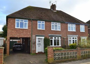 Thumbnail 4 bed semi-detached house for sale in Enborne Road, Newbury, Berkshire
