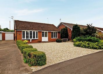 Thumbnail 2 bed detached bungalow for sale in The Paddocks, Beckingham, Doncaster, South Yorkshire