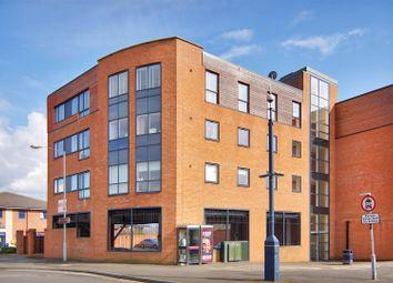 Thumbnail 1 bed flat to rent in Windsor Street, Melton Mowbray