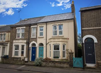 Thumbnail 3 bedroom semi-detached house for sale in Victoria Road, Cambridge