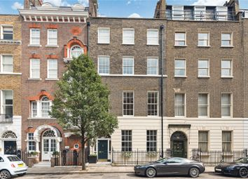Thumbnail 5 bed terraced house for sale in Upper Wimpole Street, Marylebone, London
