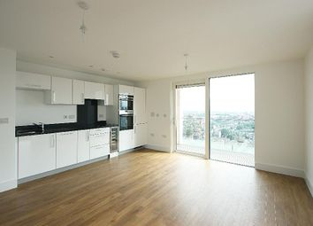 Thumbnail 1 bed flat to rent in Sledge Tower, Dalston Square, Hackney, London