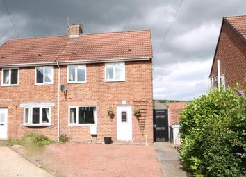 Thumbnail 2 bedroom semi-detached house to rent in Valley Drive, Esh Winning, Durham