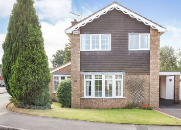 Thumbnail 3 bed detached house for sale in Edward Road, Perton, Wolverhampton