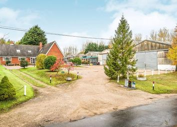 Thumbnail 5 bed detached house for sale in Wash Lane, Aslacton