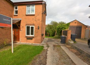 Thumbnail 2 bed semi-detached house to rent in Pennywort Grove, Harrogate, North Yorkshire