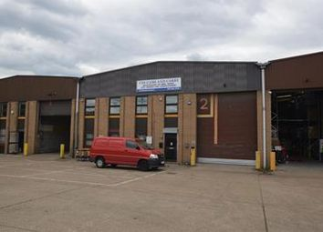 Thumbnail Light industrial to let in Unit 2, Coomber Way, Croydon, Surrey