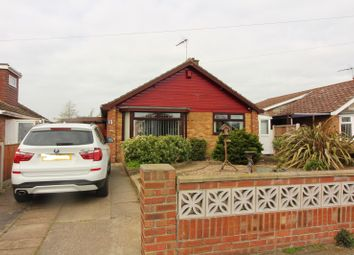 Thumbnail 3 bed detached bungalow for sale in Holly Avenue, Bradwell