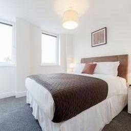 Thumbnail 1 bed flat to rent in Milton House, 27 Station Road, Egham, London