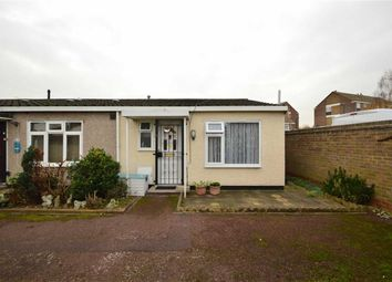 Thumbnail 1 bed semi-detached bungalow for sale in Boyce Way, London