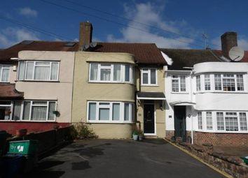 Thumbnail 3 bed terraced house for sale in Sundale Avenue, Selsdon, South Croydon, Surrey