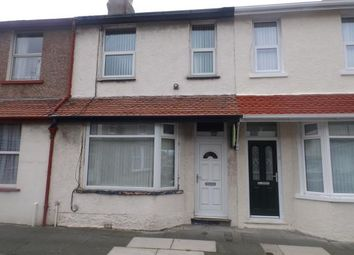 Thumbnail 2 bed terraced house for sale in Alexandra Road, Llandudno, Conwy, North Wales