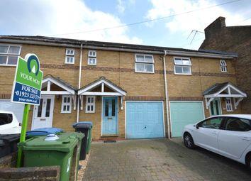Holywell Road, Watford, Hertfordshire WD18. 3 bed terraced house