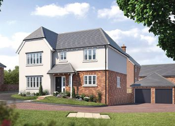"""Thumbnail 4 bedroom property for sale in """"The Kenilworth"""" at Cypress Road, Rugby"""