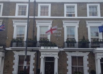Thumbnail Hotel/guest house for sale in Holland Road, London