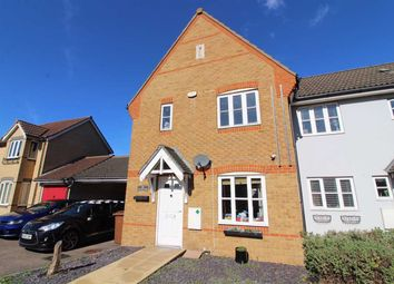 Thumbnail 3 bed end terrace house for sale in Demoiselle Crescent, Ipswich